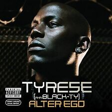 Alter Ego [PA] by Tyrese (CD, Dec-2006, 2 Discs, J Records)