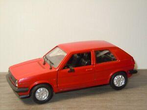 VW Volkswagen Golf GL - Polistil S209 Italy 1:25 *53163