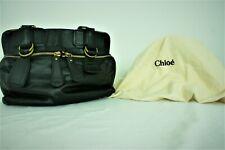 Vintage Chloe (Chloé)  - Handbag - Leather - With Dust Cover - Black