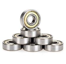 608ZZ SKATEBOARD, ROLLER, INLINE SKATE, SCOOTER MICRO WHEEL BEARINGS