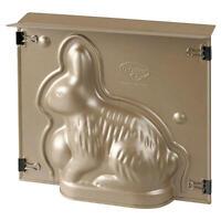 Dr. Oetker Golden Easter Vollbackform Hase Vollback Form Backform Gold 19 cm