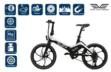 Latest Design S9 EVE Electric Folding, E Bike, Road Legal E Bike - Best One