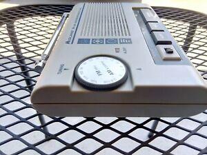 MIDLAND 74-105XL Weathermax PLUS FM / AM / Weather Alert NOAA Radio with Box
