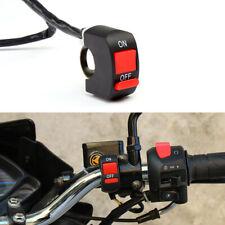 Interrupteur de guidon moto, quad, scooter, bouton, switch, on, off, accessoire