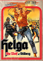 Helga, She Wolf of Stilberg 1978 DVD