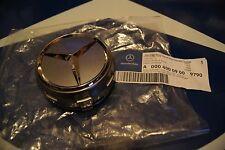 Mercedes Benz B CLA GLA E ML GL Raised wheel Rim Cap Ember Silver Genuine