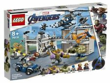 LEGO Marvel Super Heroes: Avengers Compound Battle (76131)