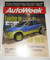 Autoweek Magazine Tuning In To Turin May 1996 080714R