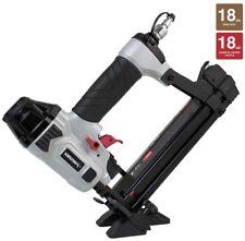 Husky Pneumatic Mini Flooring Nailer and Stapler 18-Gauge 4-in-1 Lightweight