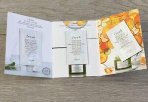 FRESH Vitamin Nectar Skincare Samples (3)