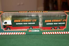 Corgi Classic 59516 Eddie Stobart Volvo Short Wheel Base and Close CoupleTrailer