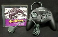 Microsoft - Sidewinder Game Pad/Controller (Vintage 1997) - Mint Disc 1 Owner !