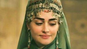 Halima Sultan Ertugrul Ladies/girl Turkish Afghan tribal IYI Headpiece Jewellery