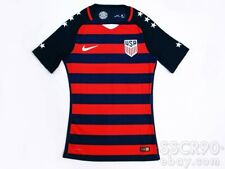 NIKE USA 2017 Gold Cup Aeroswift Player Issue Jersey Football Shirt 884987-410 S