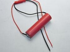 1 batteria 18650  sanyo GA  3,7 V 3500 mAh LiCoO2 10A sgancio rapido