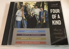 Four of A Kind: ALESSI / BOLLINGER / HARTMAN / MARK (CD) Like New