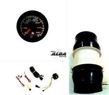 POLARIS RZR XP 1000   Belt Temperature Gauge and Blower Kit   Alba Racing