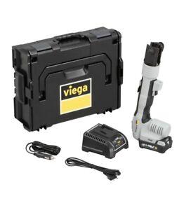 New Viega Pressgun 6 Press Tool Gun Made By Ridgid Propress