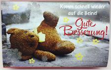 Geburtstagsteelicht Geburtstag Geburtstagkarte Gute Besserung Genesung Karte