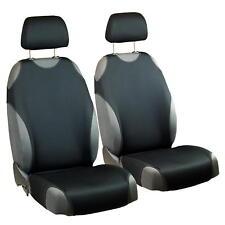 Schwarze Sitzbezüge für Alle VOLVO Autos Autositzbezug VORNE