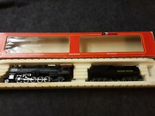 Vtg HO Rivarossi #1536 2-10-2 Baltimore and Ohio Locomotive #6200 Class S1 Steam