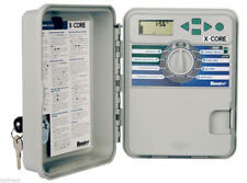 HUNTER X-CORE 8 STATION OUTDOOR CONTROLLER – 2 YEAR WARRANTY