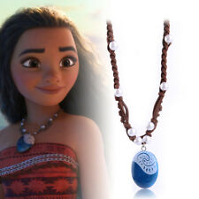 Moana Princess Necklace Pendant Gift  Cosplay Prop Jewelry Cosplay Costume
