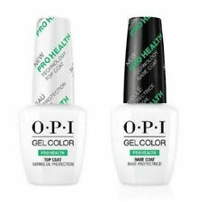 OPI Gelcolor Soak Off Gel Nail Polish Base&Top Coat 0.5oz / 15ML GC 010 030