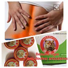 lot 5 Baumes tigré rouge chauffant anti-douleurs articulaires et maux de tête
