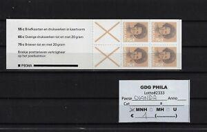 Lotto # 2333 Olanda Selezione francobolli MNH in serie complete