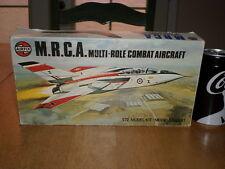 [TORNADO]  M.R.C.A. PANAVIA 200 MULTI-ROLE COMBAT PLANE, Plastic Model Kit, 1/72