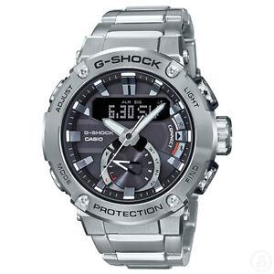 CASIO G-SHOCK G-STEEL Carbon Core Guard Bluetooth Watch GShock GST-B200D-1A