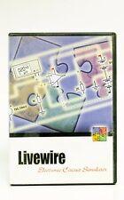 Livewire Pro CD de software simulador de circuito electrónico