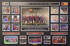 Barcelona Limited Edition Framed Large *Stock Clearance*