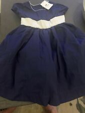 Hope And henry Girls Size 3T Navy Dress NwT