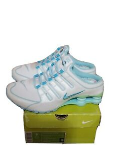 Nike shox NZ mules women's running Sneakers Size 9.5