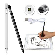 Uk Rechargeable Capacitive Active Screen Stylus Pen Drawing Pen For iPad Tablet