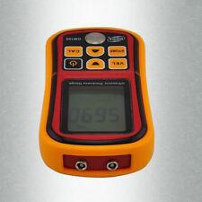 GM100 Wall Thickness Gauge Meter Tester Steel Ultrasonic PVC Digital Test