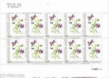 Nederland 2563 Janneke Brinkman Bloemenpracht - Bloemen flowers Tulp MNH