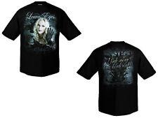 Leaves Eyes - I Fade Away - T-Shirt - Größe / Size L - Atrocity - Liv Kristine