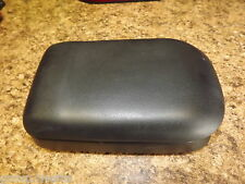 97-01 Honda Prelude SH BB7 center console armrest arm rest lid / assembly black
