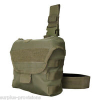 Condor MA38 Drop Leg Dump Pouch - OD Green - Quickly store discarded mags