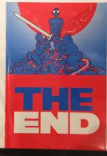 The End #3 NM- Ed Hillyer Ilya O-dalle en béton Publications