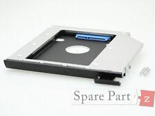 Dell e/Bay dischi rigidi quadro 2nd HDD SSD Latitude e6440 e6540 Precision m2800