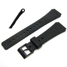 Replacement Watch Band 18mm 124F3 To Fit Casio AQW5, F28, AW15, F28W