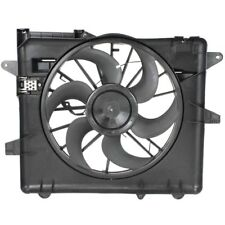 Radiator AC Condenser Cooling Fan Assembly For 2005-2014 Ford Mustang DR3Z8C607D