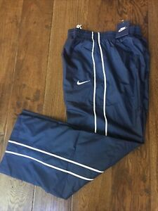Boys NIKE Athletic Pants Blue Size XL Lined Style 626021 NWT