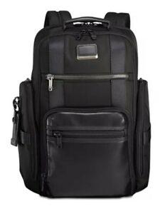New $475 Tumi Alpha Bravo Sheppard Deluxe Ballistic Nylon Backpack