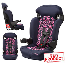 Convertible Car Seat Safety Booster 2 in 1 Baby Toddler Travel Chair Car Safety