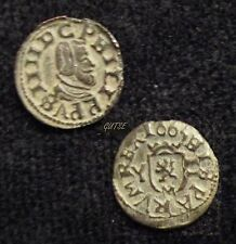 *GUTSE*32-FELIPE IV, 2 MARAVEDIS 1664, MADRID Y,  XC 1463, MUY ESCASA, EBC